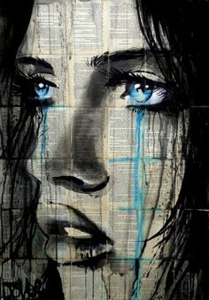 "Saatchi Art Artist Loui Jover; Drawing, ""something endlessly"" #art"