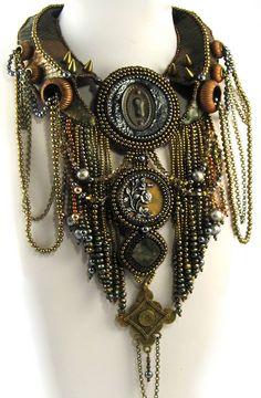 Necklace   Sherry Serafini.