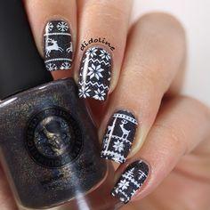 Instagram photo by didoline #nail #nails #nailart