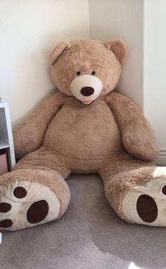 Huge Teddy Bears, Large Teddy Bear, Big Bear, Bear Wallpaper, Wallpaper Iphone Cute, Costco Bear, Giant Teddy Bear Costco, Teady Bear, Teddy Bear Gifts