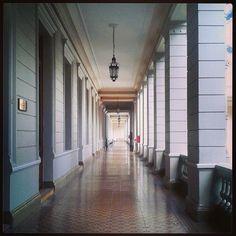 Perspectiva de viernes! #puc #santiago #chile #instachile