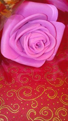 Rosas goma eva
