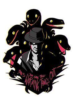 24812419f52be Jurassic Park Fan Art  20 Years of Dinosaur Tributes