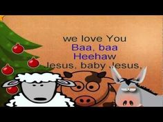Celebrate the most exciting birthday in history with this cheerful, Christmas themed music track! Sing along as the animals in the manger give praise and tha. Preschool Christmas Songs, Christmas Plays For Kids, Christmas Activities, Christmas Themes, Preschool Music, Christmas Concert, Christmas Music, Christmas Videos, Childrens Ministry Christmas