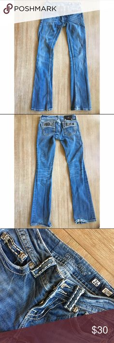 Miss Me Bootcut Jeans Size 26 Distressed Miss Me Bootcut Jeans Size 26. Miss Me Jeans Boot Cut