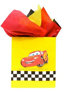 Disney Cars Party Favors: labels for gift bags and thank you notes Cars Party Favors, Party Favor Bags, Gift Bags, Happy Birthday To Ya, 1st Boy Birthday, Disney Cars Party, Disney Cars Birthday, Car Themed Parties, Cars Birthday Parties