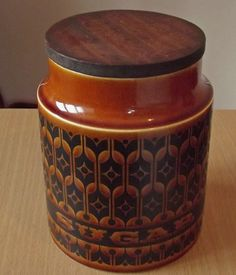 Hornsea heirloom sugar container