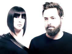 Phantogram. You know, if Dotti would dye her hair Hush & Dotti would look like their twins.
