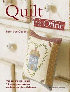 Quilt à offrir - Quilt and Patchwork - Books & Magazines - Casa Cenina