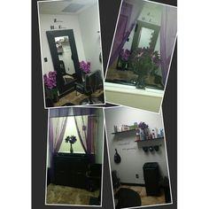 Zealous Hair Lounge.... New look!!!