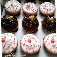 Le Cup Cupcakes Maria Antonieta e Quebra Nozes