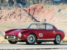 1957 Ferrari 410 Superamerica Scaglietti.