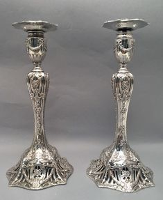 Italian Style Silver Crystal Candelabra Candle Holder Centerpiece  Romany Home Decor Home, Furniture & DIY