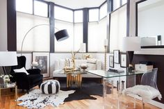 { My Living Room } | The Glamourai