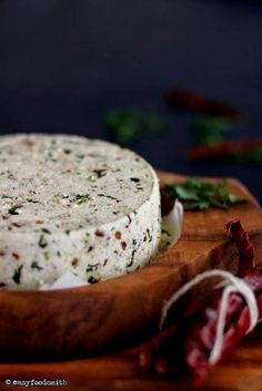 CHILI CILANTRO HOME MADE COTTAGE CHEESE (MASALA PANEER) | Easy Food Smith