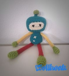 Bing ad uncinetto amigurumi crochet cartoon parte 1 - YouTube | 257x235
