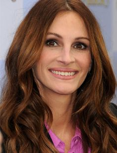 Julia Roberts ~ I almost hope mine turns out close to this