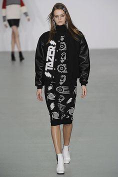 London Fashion Week - Ashley Williams