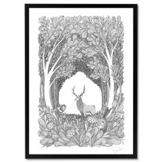 Love Objects: Forest Friends