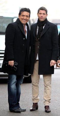 Seb y Carlos<3