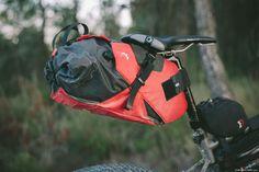 Revelate Terrapin V2 Seat Pack, Bikepacking Bags, Dry Bag
