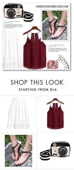 """SIAMESEDREAMDESIGN.COM"" by amra-mak ❤ liked on Polyvore featuring Superdry, Betsey Johnson, Surratt and SiameseDreamDesign"