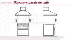 Dicas para escolher, dimensionar e instalar a coifa em cozinhas integradas - 21/07/2016 - UOL Estilo de vida