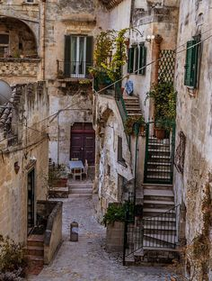 Matera, Italy - 35 Most beautiful places in Italy.