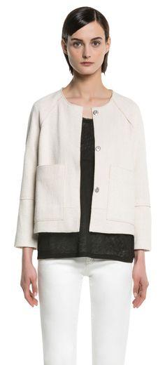 BIMBA Y LOLA Straight jacket