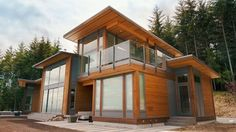 SPECIAL PRICE IN USD $151,800.00 (subject to exchange rate) House Package Regular Price: $199,500 CDN Sale Price: $189,800 CDN You can clearly see that you will have the best unobstructed views from this modern west coast contemporary design. The design of the Panorama is perfect for an ocean front view lot or lakefront property, or any lot for that matter.This well thought out floor plan features kitchen, dining, great room, and flex room all with open views. A second story loft…