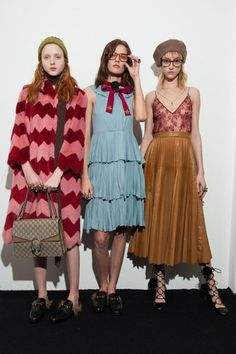 Runway Report  Gucci Hearts Wes Anderson For FW15   MFW   Fashion Magazine    News 553639e734