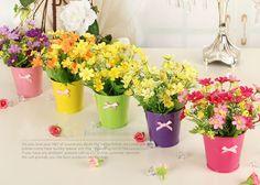1000 idees sur le theme fleurs de mariage de noel sur With decoration de bassin de jardin 16 marguerite bouquet fleur artificielle