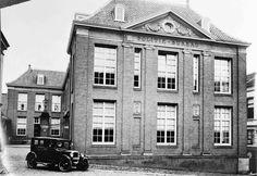 1925, valkhof 10 Nijmegen, politiebureau