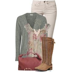 A fashion look from February 2015 featuring Gentle Fawn Clothing cardigans, GUESS by Marciano tops and Boomerang jeans. Browse and shop related looks.