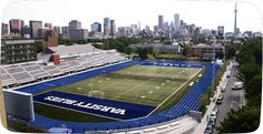 Varsity Stadium is the official venue for all Toronto 2015 archery events. Nearly 100 athletes will compete during the Pan Am and Parapan American Games. 1976 Olympics, Canadian Football, American Games, Pan Am, Soccer Match, O Canada, University Of Toronto, Summer School, Track And Field