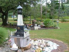garden lighthouse - Google-haku