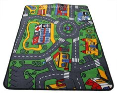 tapis de circuit voiture