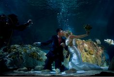 Los 9 lugares más extraños para casarse
