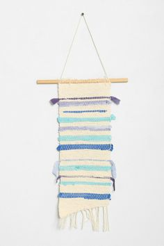 now available for purchase online, made exclusively for Walters Urban Outfitters - Niko Wall Hanging Urban Home Decor, Textiles, Woven Wall Hanging, Tapestry Weaving, Wool Yarn, Handmade Crafts, Wall Decals, Wall Art, Hand Weaving