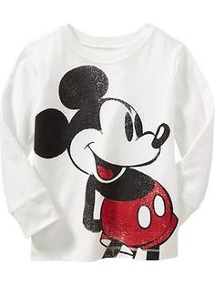 Disney© Mickey Mouse Tee for Baby