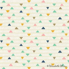 Rosie Simons Graphic and Surface Design: Feature Friday - Elizabeth Olwen ·… Pattern Texture, Texture Design, Surface Pattern Design, Pattern Art, Geometric Patterns, Graphic Patterns, Geometric Prints, Motifs Textiles, Textile Patterns
