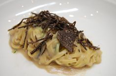 Black Truffles Pasta