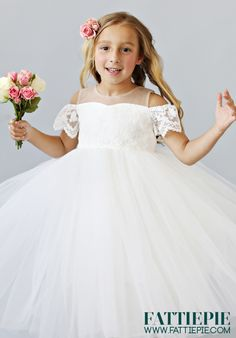 0635a0a936a 56 Best Flower Girl Dresses images in 2019