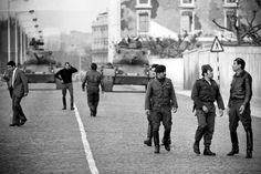 Portugal. Lisboa. 25 DE ABRIL 1974 SEMPRE! foto de Alfredo Cunha