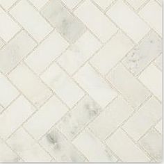 """Click for larger image and other views Step 1: Select the Size 1""""x2"""" Step 2: Select the Finish Honed Cabot Mosaic Tile - Carrara Marble Seri..."""