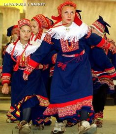 Finnish Folk Dance