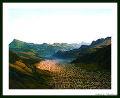 Brixental Labyrinth Hopfgarten Im Brixental, Box Art, Europe, Mountains, Nature, Travel, Life, Naturaleza, Viajes