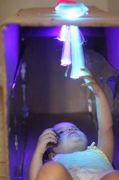 Fibre Optic Sensory Cave! - The Imagination Tree