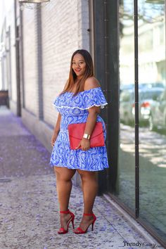 Brush It Off | Plus Size Fashion | TrendyCurvy