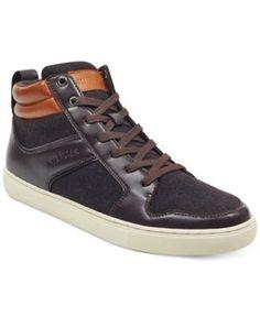 Tommy Hilfiger Men's Martine2 Sneakers - Brown 11.5